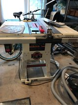 "Jet brand 30"" table saw in Quantico, Virginia"