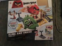 Angry birds sling toy in Chicago, Illinois
