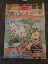 Melissa and Doug paint book -new in Chicago, Illinois