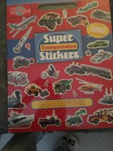 Vechicle sticker book - new in Chicago, Illinois