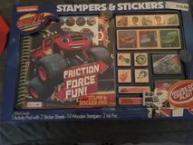 Vechicle stamp kit - new in Chicago, Illinois