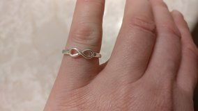 Sterling Silver Eternity Ring in Fort Campbell, Kentucky