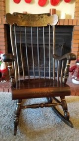 Ethan Allen Barnstable Rocking Chair in Pasadena, Texas
