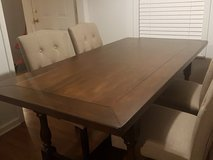 New Dining Table and 4 chairs in Fort Campbell, Kentucky