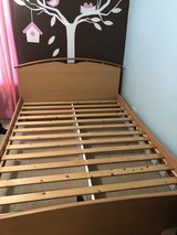 Full Size Bed FREE in Tinley Park, Illinois