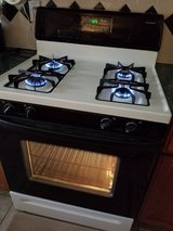 Whirlpool Gas Stove in Baytown, Texas