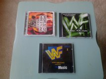 WWE Wrestling Cds in Camp Lejeune, North Carolina