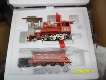 Hawthorne Village Budweiser Train Set in Fort Campbell, Kentucky