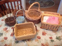 6 Baskets in Fort Lewis, Washington