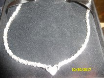 Sterling Silver w Diamond Necklace in Hopkinsville, Kentucky