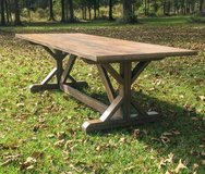 Rustic Dining Table in Kingwood, Texas