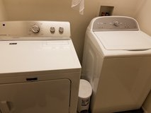 Whirlpool washer and centennial dryer set in Colorado Springs, Colorado