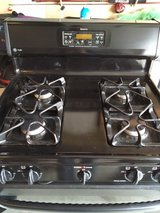 GE Profile Gas Stove in Tinley Park, Illinois
