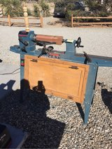 wood lathe in Yucca Valley, California