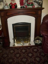 complete electric fire place with surround in Lakenheath, UK