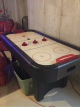 air hockey table in Aurora, Illinois