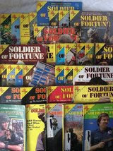 "Magazine: ""Soldier of Fortune"" in Warner Robins, Georgia"