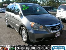 2010 Honda Odyssey EX-L w/DVD! Seats 8!!! ONLY 92k miles!!! in Camp Lejeune, North Carolina