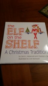 Elf on the Shelf Book - New in St. Charles, Illinois