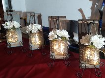 Rustic sconces (hand-made) in Joliet, Illinois