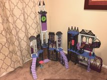 Monster High Deadluxe High School Playset in Nellis AFB, Nevada