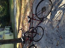 Two Bicycles in Beaufort, South Carolina