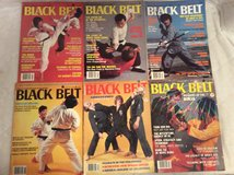"Magazine: ""BLACK BELT"" in Warner Robins, Georgia"