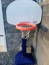 Little Tikes Basketball Goal in Fort Campbell, Kentucky