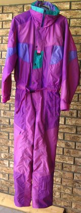 Nevica multi color ski Suit L in Alamogordo, New Mexico