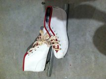 Girls double bladed ice skates size1 in New Lenox, Illinois