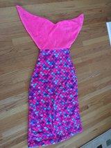 justice mermaid tail blanket in St. Charles, Illinois
