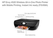 HP Envy 4520 Printer in Lockport, Illinois