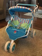 American Girl Doll Bitty Baby Double Stroller in Plainfield, Illinois