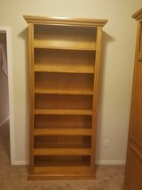 High End Solid Wood Computor Armour & Shelves in Fort Lewis, Washington