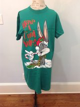 NEW w/o tags Bugs Bunny Nightshirt in Moody AFB, Georgia