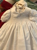Christening gown in Spring, Texas