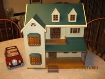 Sylvanian Families House of Green Hills in Bartlett, Illinois