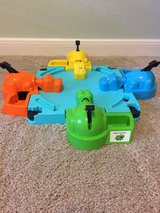 Hungry Hungry Hippos game in Kingwood, Texas