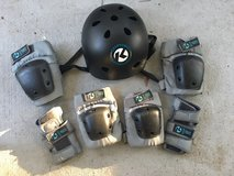 Kryptonics Helmet & Pads Set in Beaufort, South Carolina