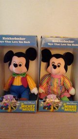KNICKERBOCKER MICKEY & MINNIE MOUSE in Chicago, Illinois