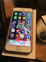 Apple iPhone 6 Plus,Gold,64gb in Plainfield, Illinois
