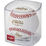 ASTROS Official 2017 World Series Game Baseball - New in Case - Call Now! in The Woodlands, Texas