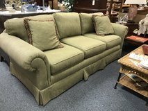 Green Sofa in Batavia, Illinois