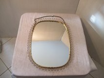 vintage mirror with gold frame in Ramstein, Germany
