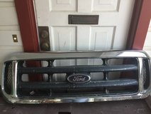 99-03 Ford F-250 grille in Houston, Texas