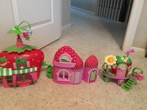 Assorted Strawberry Shortcake Playsets and Toys in Houston, Texas
