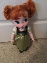 Disney Baby Anna doll from the movie Frozen in Houston, Texas
