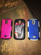 THREE Samsung Galaxy Light Phone Cases in Oswego, Illinois