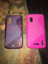 Two Nexus Phone Cases in Oswego, Illinois