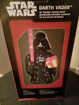 Darth Vader Holiday Lighted Decor in Naperville, Illinois